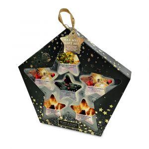 Cofanetto 6 cialde in scatola regalo