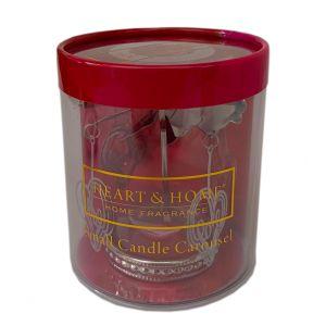 Carosello Cuori per candele 115g