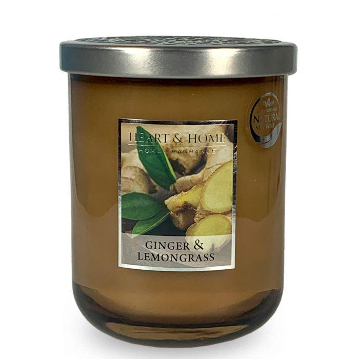 Ginger & Lemongrass - 115g, Catalogo, SKU HHAS13, Immagine 1
