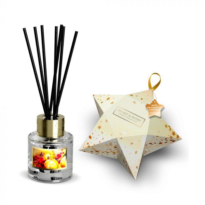 Diffusore a bastoncini 40ml in confezione regalo, Catalogo, SKU HHBX27, Immagine 1
