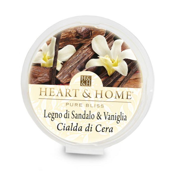 Legno di sandalo e vaniglia - 26g, Catalogo, SKU HHCA02, Immagine 1