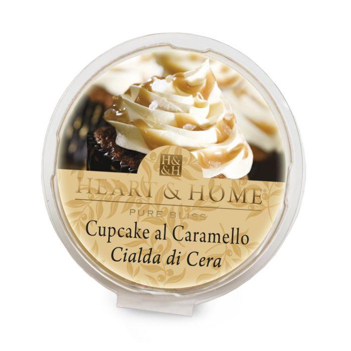 Cupcake al caramello - 26g, Catalogo, SKU HHCC12, Immagine 1