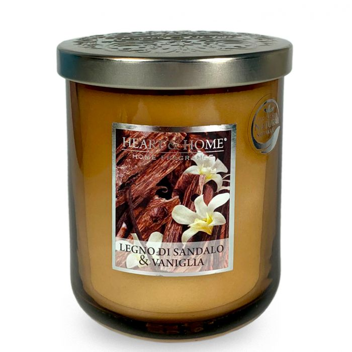 Legno di Sandalo & Vaniglia - 340g, Catalogo, SKU HHEDL06, Immagine 1
