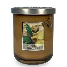 Ginger & Lemongrass - 340g