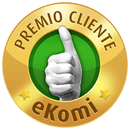 Premio cliente eKomi