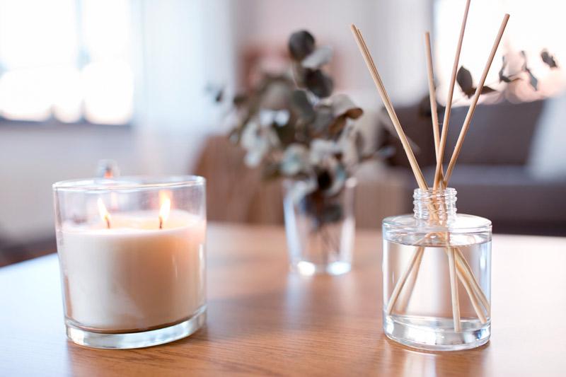 Cera naturale per candele