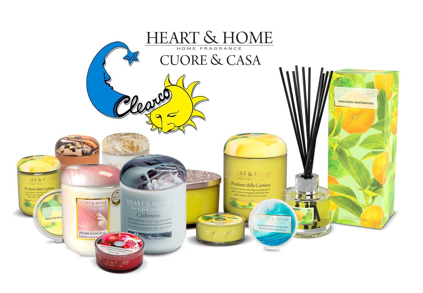 Atmosfera candela Heart&Home